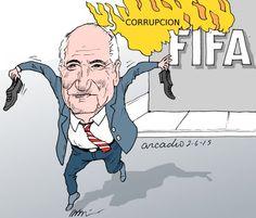 Blatter renuncia...