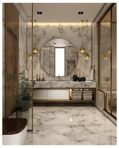 Bathroom Trends, Diy Bathroom Decor, Bathroom Interior Design, Modern Bathroom, Small Bathroom, Master Bathroom, Bathroom Ideas, Bathroom Marble, Marble Bath