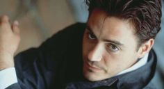 Robert Downey, Jr. when he was younger... but he DOES just get better and better w/age!