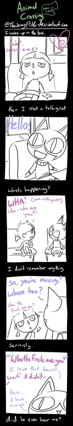 Animal Crossing New Leaf - comic 1 by TheJennyPill on DeviantArt