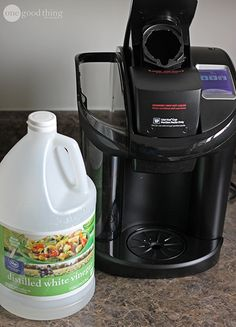 Check out all these tips and tricks for cleaning your Keurig!