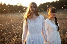 fashioncandyfloss: Music: The First Aid Kit