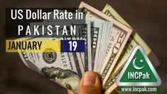 The post USD to PKR: Dollar rate in Pakistan Today – 19 January 2021 appeared first on INCPak. USD to PKR (Dollar Price in Pakistan) today for 19 January 2021 isRs. 160.61 according to the closing exchange rate provided by the State Bank of Pakistan (SBP). It is pertinent to mention that this USD to PKR rate in Pakistan today for 19 January 2021 is the inter-bank closing exchange rate according to theState […] The post USD to PKR: Dollar rate in Pakistan Today – 19