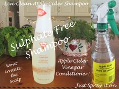 I always had a problem with sores on my Skin and my scalp was the worst as soon I get sick I get this burning sensation on my scalp, Now I use Sulphate Fee Shampoo and rinse with apple APPLE CIDER VINEGAR, and my hair is so soft and my scalp has no sores... Lupus sucks so I have to get rid of all toxic ingredients in my food and products I use..