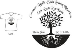 Family Reunion Shirt Design Ideas custom t shirt design 2010 family reunion shirts Family Reunion Clip Art Family Reunion T Shirts Designs Activewear Screen Printing