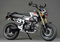 Motorcycles ATVs Side by Sides Blog– Honda Grom 50 Scrambler Concept Motorcycles | Tokyo Motor Show – The Honda Grom, also known as the MSX 125 in other parts of the country took the world by storm in early 2013. When Honda originally released the MSX / Grom there were no talks of it heading …
