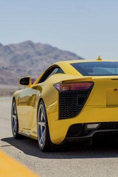 Lexus LFA #Lexus #Rvinyl #Luxury