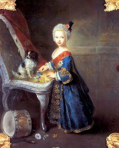 Pesne, Antoine Friederich Wilhelm von Preussen