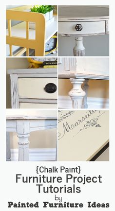 I've been doing a lot of experimenting lately with Annie Sloan Chalk Paint. There are a lot of things about it that I really like. I love the flat, antique finish it has once it has the wax clear coat on top. Here is a round up of some of …
