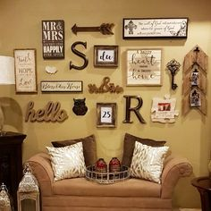 26 Amazing Wall decor images in 2019 | Wall, Diy ideas for home