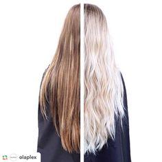 Pazartesi gününe ışıldayan saçlarınızla başlayın✨ #olaplex @olaplex @aleksey_hair  #olaplex #olaplextr #olaplexturkey #olaplexturkiye #olaplextreatment #olaplexlove #olaplexhair #hair #treatment #haircare #blonde #healthyhair #transformation #hairtransformation #beforeandafter