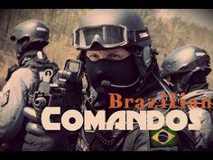 Brazilian Army - COMANDOS - Exército Brasileiro - Bda Op Esp (2015)