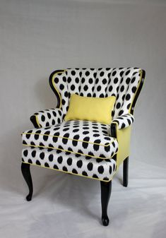$1495. Vintage Channel Back Chair in by Element20