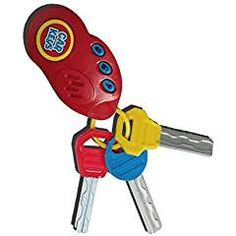 Car Toy Remote Key Set. * Click on the image for additional details. We are a participant in the Amazon Services LLC Associates Program, an affiliate advertising program designed to provide a means for us to earn fees by linking to Amazon.com and affiliated sites.