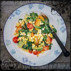 salada de milho