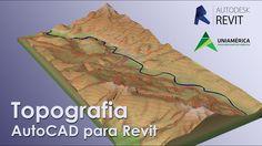 Revit - Importando (e ajustando) Topografia do AutoCAD