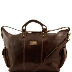 9c33ddbed8 Porto Travel leather weekender bag Travel Bags