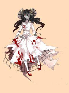 Machigeritastuck Aradia by Alice-Heartless