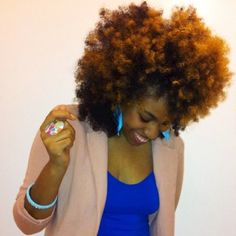 Curly Fro | 20 Natural Hairstyles To Combat Summer Heat And Humidity