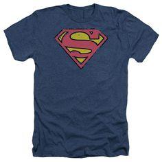 Man On Fire Adult Crewneck Sweatshirt Superman