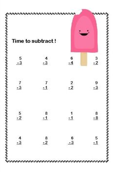 Are you looking for free Icecream Subtraction for free? We are providing free Icecream Subtraction for free to support parenting in this pand Math Shapesmic! #IcecreamSubtraction #SubtractionIcecream #IceCream #Subtraction #Worksheets #WorksheetSchools