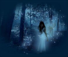 fantasy | Glitter Graphics » Fantasy » night fantasy