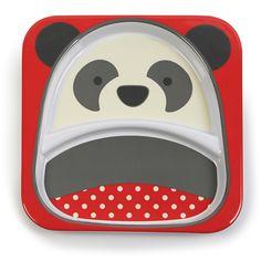 Skip Hop Zoo Tableware, Panda Plate: $6 Bowl: $4
