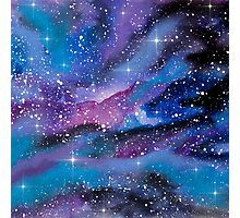 """""""Watercolour Galaxies"""" Stickers by jessekamaree   Redbubble"""