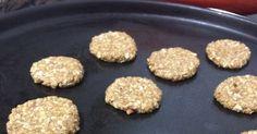 Cookie de aveia e pasta de amendoim RECEITA de cookie muito fácil e delicia! O seu conteúdo de aveia torna esse cookie uma ótima form...