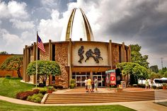 Pro Football Hall of Fame - Canton, Ohio