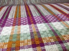 Ravelry: bowerbird's Colorful Lace Dish Towels