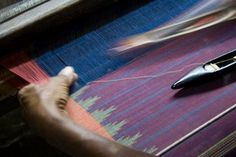 atcrossroads: Weaving stories & The Indigo Story