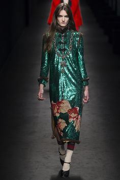 Gucci Fall Winter 2016-2017, Ready-to-Wear :: The Wonderful World of Fashion