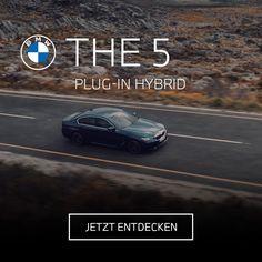 Triff Deine Wahl für einen Antrieb, der zu Dir passt. THE 5. Der BMW 530e Plug-In Hybrid. #electrifyou  BMW 530e: 215 kW (292 PS), Kraftstoffverbrauch von 1,6 l/100 km bis 1,3 l/100km, Stromverbrauch von 18,9 kWh/100 km bis 16,3 kWh/100 km, CO2-Emission von 36 g CO2/km bis 31 g CO2/km. Angegebene Verbrauchs- und CO2-Emissionswerte ermittelt nach WLTP. Co2 Emission, Bmw, Technology, Electricity Usage, Automobile