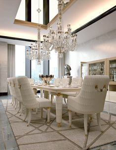 Numero Tre Collection Www.turri.it Italian Luxury Dining Room Table  Luxury Dining Room Furniture