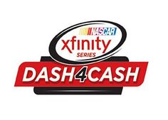 Enter NASCAR Xfinity's Dash4Cash for a chance to win $100,000!