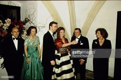 MARRIAGE OF KARL HAPSBURG & FRANCESCA VON THYSSEN (Photo by... #mariazell: MARRIAGE OF KARL HAPSBURG & FRANCESCA VON THYSSEN… #mariazell