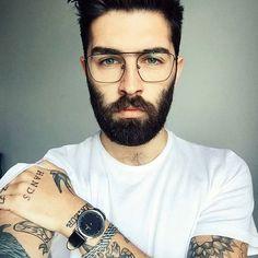 @chrisjohnmillington #beardbad