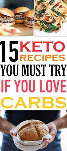 delicious ketogenic recipes for people who love carbs