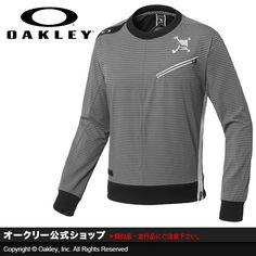 【OAKLEY】オークリーブランド公式ショップ|SKULL STRIPE CREW WR JACKET カラー(01K-Jet Black)|メンズアパレル メンズゴルフ スカル ジャケット ジャケット&ベスト