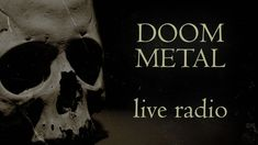 DOOM Metal Music 24/7 Radio Live Stream by SOLITUDE PRODUCTIONS (death d...