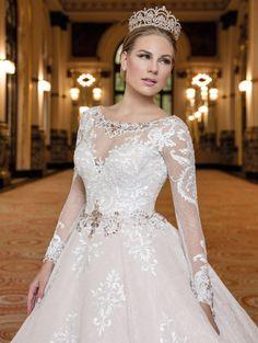 Vestido de noiva Ballet Conceitoballetconceito