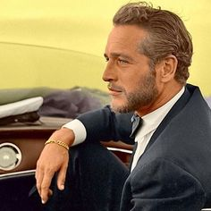 """1,297 Me gusta, 40 comentarios - Kelly Behun (@kellybehunstudio) en Instagram: """"a profile in perfection  Paul Newman in Venice, 1963  one might argue that a thing so perfect as…"""""""