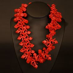 Amazing & only $192.00 (on sale) :)  Fab.com   Gladiator Doll Shoe Necklace© 1
