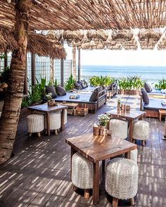 When your dont need to take holidays because your life is a holiday. THE LAWN Beach Lounge Canggu shot by Bali Interiors. When your dont need to take holidays because your life is a holiday. THE LAWN Beach Lounge Canggu shot by Bali Interiors. Rustic Outdoor Decor, Outdoor Dining, Outdoor Spaces, Outdoor Seating, Beach Lounge, Beach Cafe, Hotel Lounge, Outdoor Restaurant, Restaurant Interior Design