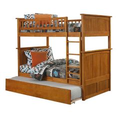 Conserving Space And Staying Trendy With Triple Bunk Beds Bed