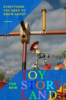 All the details that have been released about Toy Story Land in Hollywood Studios! #disneyworld #hollywoodstudios #toystoryland