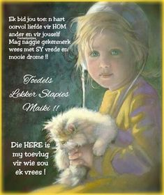 Evening Greetings, Afrikaanse Quotes, Goeie Nag, Goeie More, Good Night Quotes, Good Morning Wishes, Sleep Tight, Poems, Fictional Characters