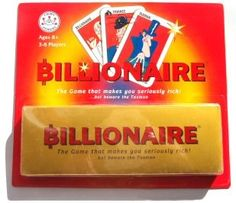 Billionaire card game