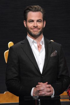 The Chris Pine Network - 87th Academy Awards Nominations Announcement